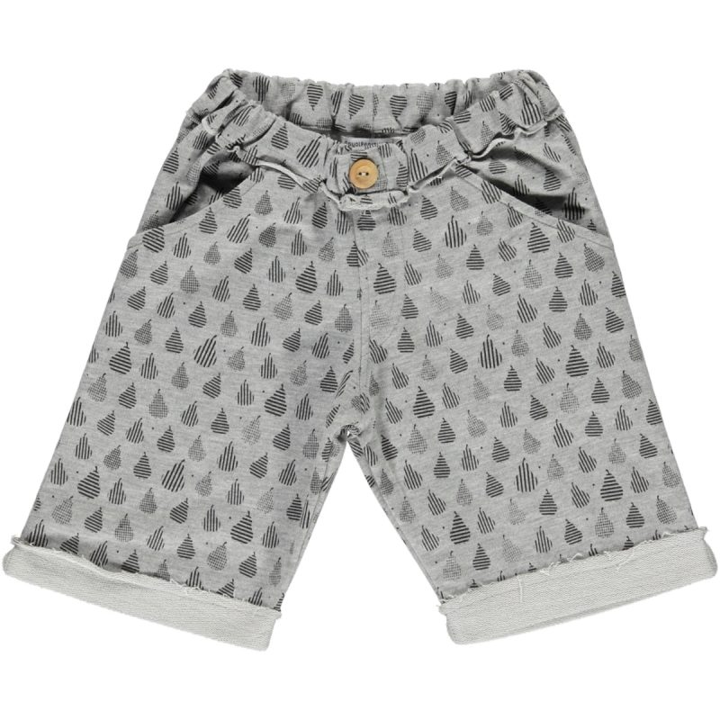 Walkshort Grey Pear