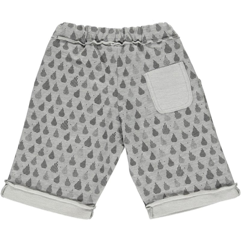 Walkshort Grey Pear_back